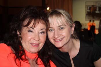 <b>Heidi Winkler</b> und Dr. Claudia Novacek. Foto: Andrea Pollak - Heidi-Winkler-und-Dr_1
